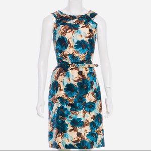 Kate Spade Floral Watercolor Dress